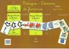 Baraja - Dominó de fonemas. Serie 6.