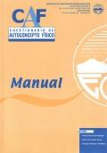 Manual de CAF, Cuestionario de Autoconcepto Físico.