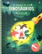 El bosque de los dinosaurios. Un libro para buscar y leer en voz alta