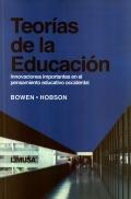 Teorías de la educación. Innovaciones importantes en el pensamiento educativo occidental.