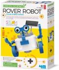 Set de Ingeniería Solar Rover Robot. Green Science