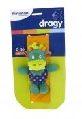 Dragy cubrecinturón de seguridad