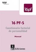 16 PF-5, cuestionario factorial de personalidad. (Juego completo)