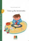 Víctor y los terremotos  Colección : Cuentos para crecer felices 3