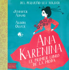 Ana karenina. El primer libro de la moda