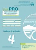 CESPRO. Cuaderno de aplicación 4. (1 cuadernillo y corrección)