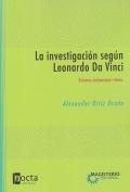 La investigación según Leonardo Da Vinci. Filosofía, epistemología y ciencia