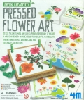 Prensa flores (Pressed flower art)