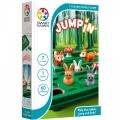 Jump In ¡Ayuda a los conejos a saltar y esconderse!