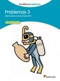 Problemas 3. Santillana Cuadernos. 2º Primaria