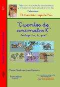 Cuentos de animales con K. Trabaja: