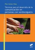 Técnicas para el desarrollo de la comunicación en personas con sordocegera