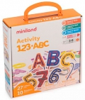 Activity 1,2,3 ABC (37 piezas)