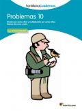 Problemas 10. Santillana Cuadernos. 4º y 5º Primaria