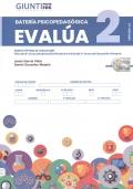 Cuadernillo y corrección de batería psicopedagógica EVALÚA-2.