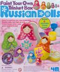 Pinta muñecas rusas