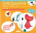 Origami para peques a partir de 6 años
