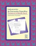 IEEs-Sexual.Instrumentos de Evaluación Específica.  Problemas en la Relación de Sexual.