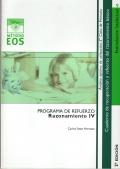 Razonamiento IV. Programa de recuperación y refuerzo del razonamiento básico. Programa de refuerzo.