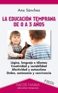 La educación temprana de 0 a 3 años