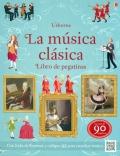 La música clásica. Libro con más de 90 pegatinas