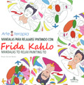 Mandalas para relajarse pintando con Frida Kahlo