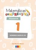 Matemáticas comprensivas. Números 1 números hasta el 29
