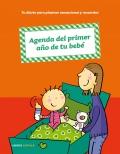 Agenda del primer año de tu bebé.Tu diario para plasmar sensaciones y recuerdos.