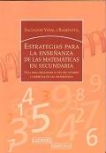 Estrategias para la enseñanza de las matemáticas en secundaria
