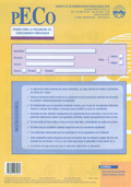Paquete de 10 cuadernillos de PECO, Prueba para la Evaluación del Conocimiento Fonológico.