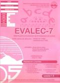 EVALEC-7. Batería para la Evaluación de la Competencia Lectora. (1 cuadernillo y corrección)