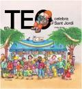 En Teo celebra Sant Jordi. En Teo descobreix món.