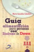 Guía de alimentación para personas con síndrome de down