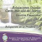 Relajaciones guiadas. Cursos más allá del secreto y gestión emocional. Relajación en la pradera. ( CD )