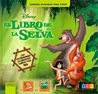 El libro de la Selva cuento con pictograma y lengua de signos bimodal. Cuentos accesibles para todos.