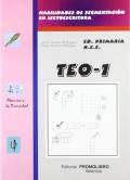 TEO-1. ( p- s- l- m- t- n ). Habilidades de segmentación en lectoescritura.