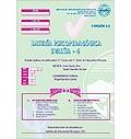 Quadern i correcció de la bateria psicopedagògica EVALÚA-4