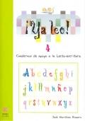 ¡Ya leo! 4 Cuadernos de apoyo a la lecto-escritura Silabas directas: t-r-n