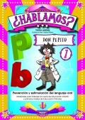 ¿Hablamos?. Don Pepito ( /p / / b / ) - 1