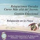 Relajaciones guiadas. Cursos más allá del secreto y gestión emocional. Relajación en la playa. ( CD )