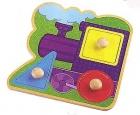 Puzzle Tren (cayro) -  - ebay.es