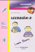 Leerbién- 2. Cuadernos Mediterráneo de animación a la lectura.