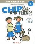 Chip and friends 5. De 7 a 8 años.
