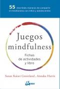 Juegos mindfulness (pack). Fichas de actividades y libro