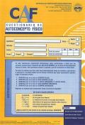 Paquete de 10 cuadernillos de CAF, Cuestionario de Autoconcepto Físico.