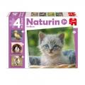 Puzzle Naturin Foto Animales