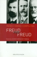 Freud por freud. Index / obras completas