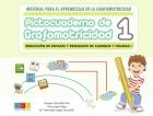 Pictocuaderno de grafomotricidad 1. Reducción de espacio y reseguido de vaminos y figuras I