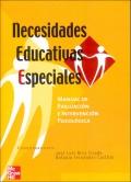 Necesidades educativas especiales. Manual de evaluación e intervención psicológica.