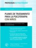 Planes de tratamiento para la psicoterapia con niños.